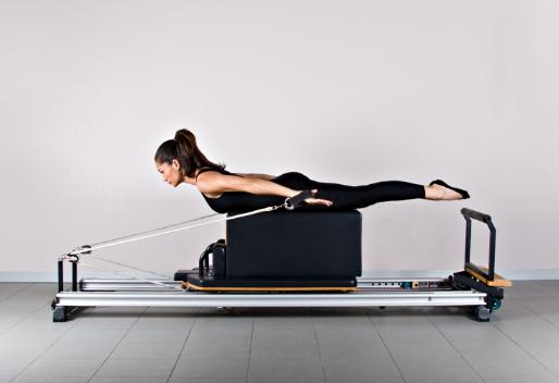 Pilates Reformer apparat