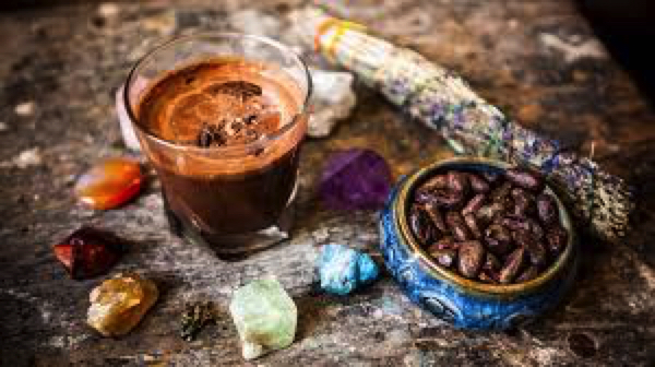 15 aug: Sacred Cacao Ceremony, Self Love & Gongbath