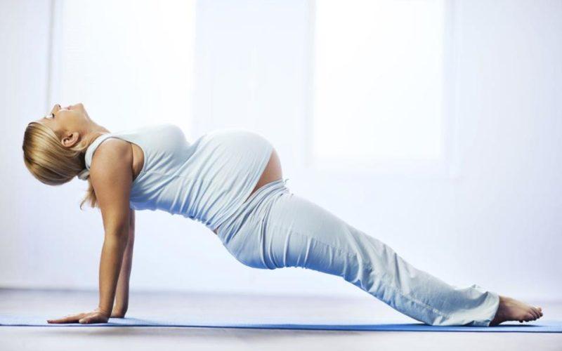 Pilates Gravid