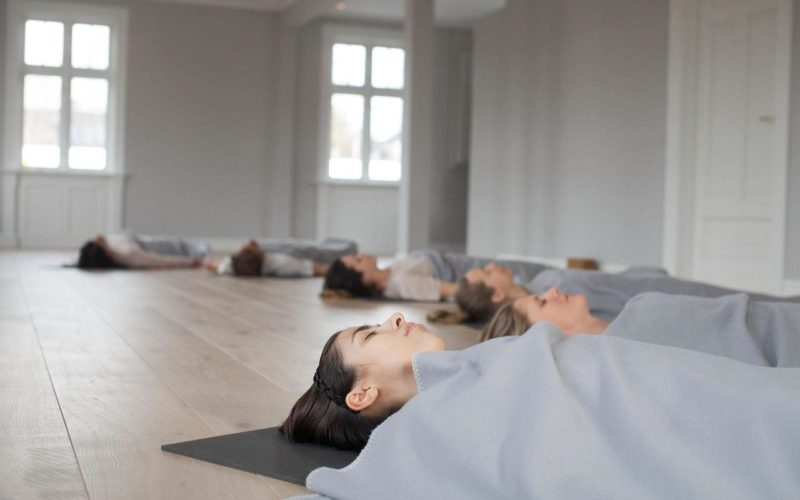 Restore + Yoga Nidra Teacher Training