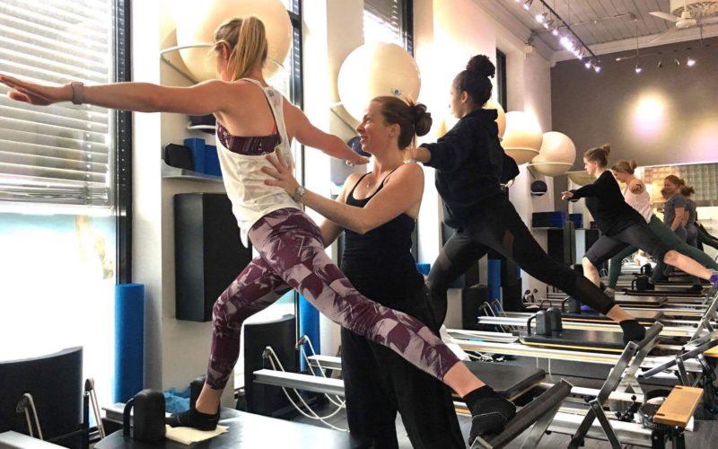 Full sertifisering Pilates Reformer 2021 i Oslo
