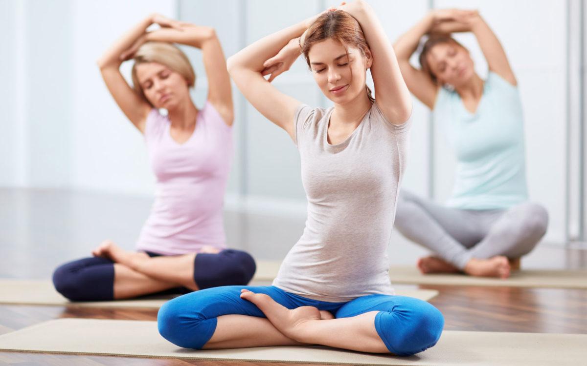 Yoga trening i Oslo