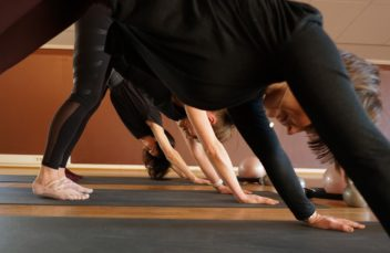 Yoga hos The Room Oslo