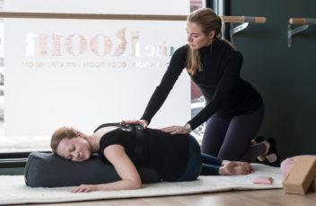 Yoga på The Room Porsgrunn