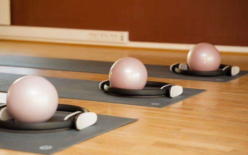 Pilates på The Room Porsgrunn