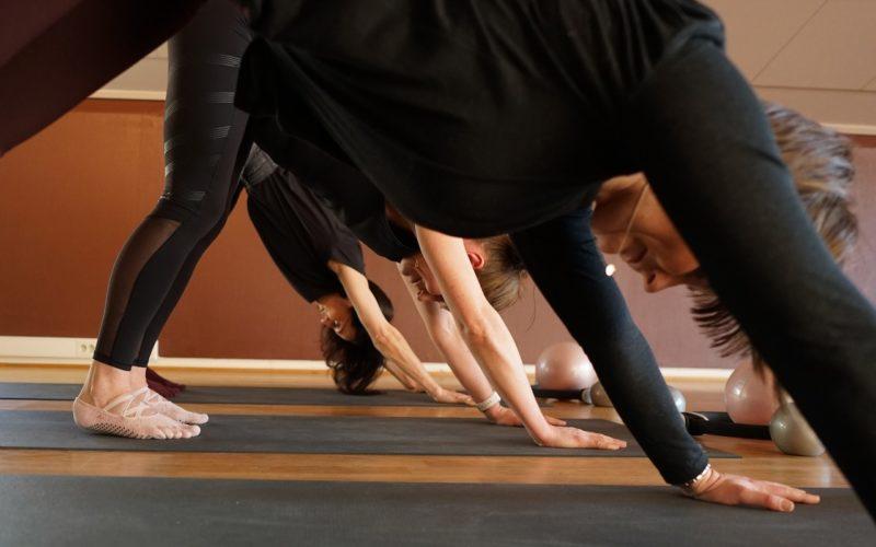 Yoga på The Room Sandvika