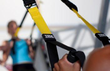 TRX trening i Skien